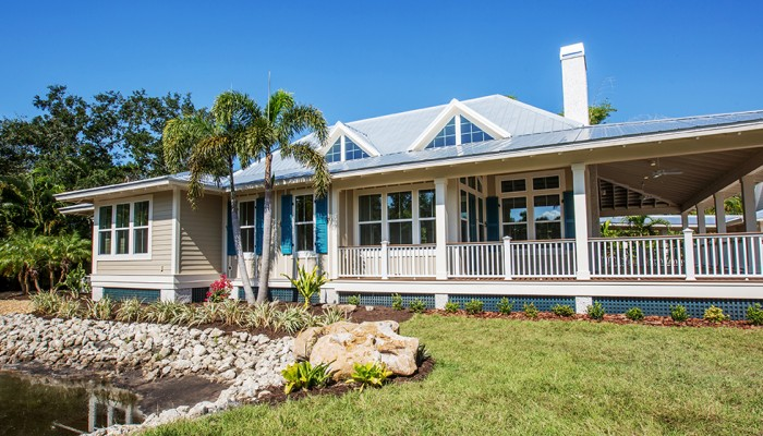 NW Bradenton Southern Living Home